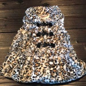 Little Lass Fur Vest